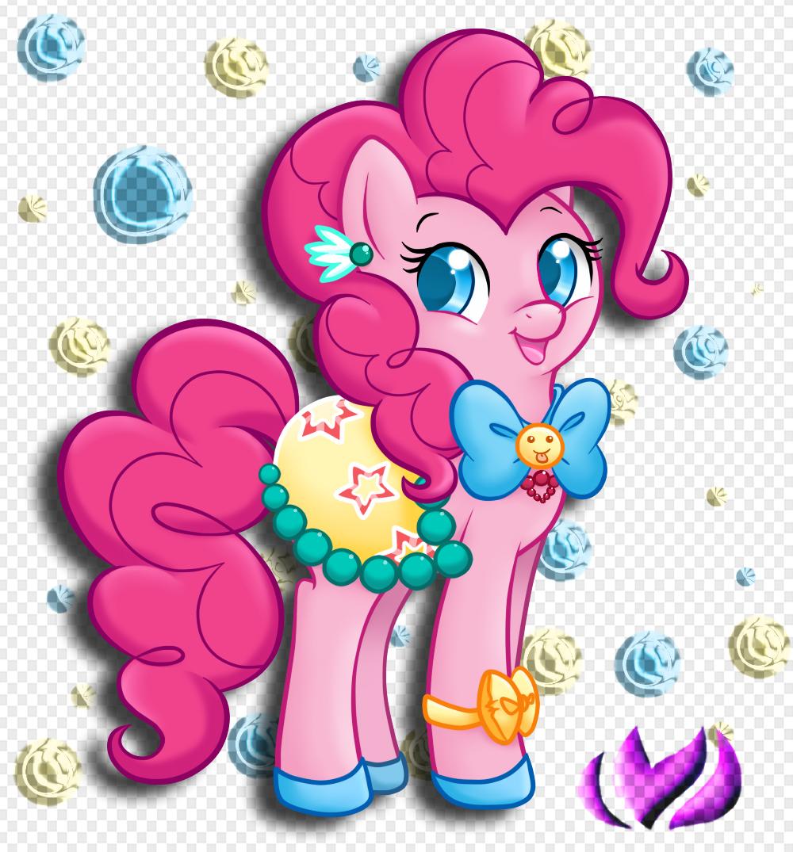 Pinkie Pie by raininess