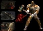 Sledgehammer - Wallpaper