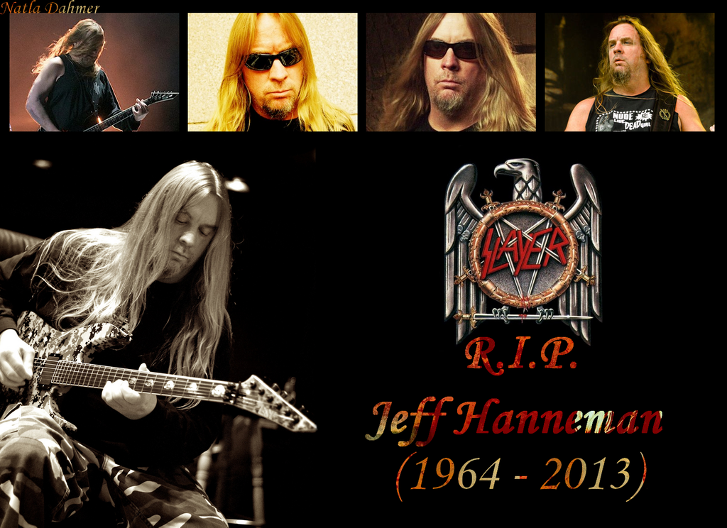 Jeff Hanneman - Wallpaper by NatlaDahmer on DeviantArt