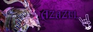 Azazel - Banner