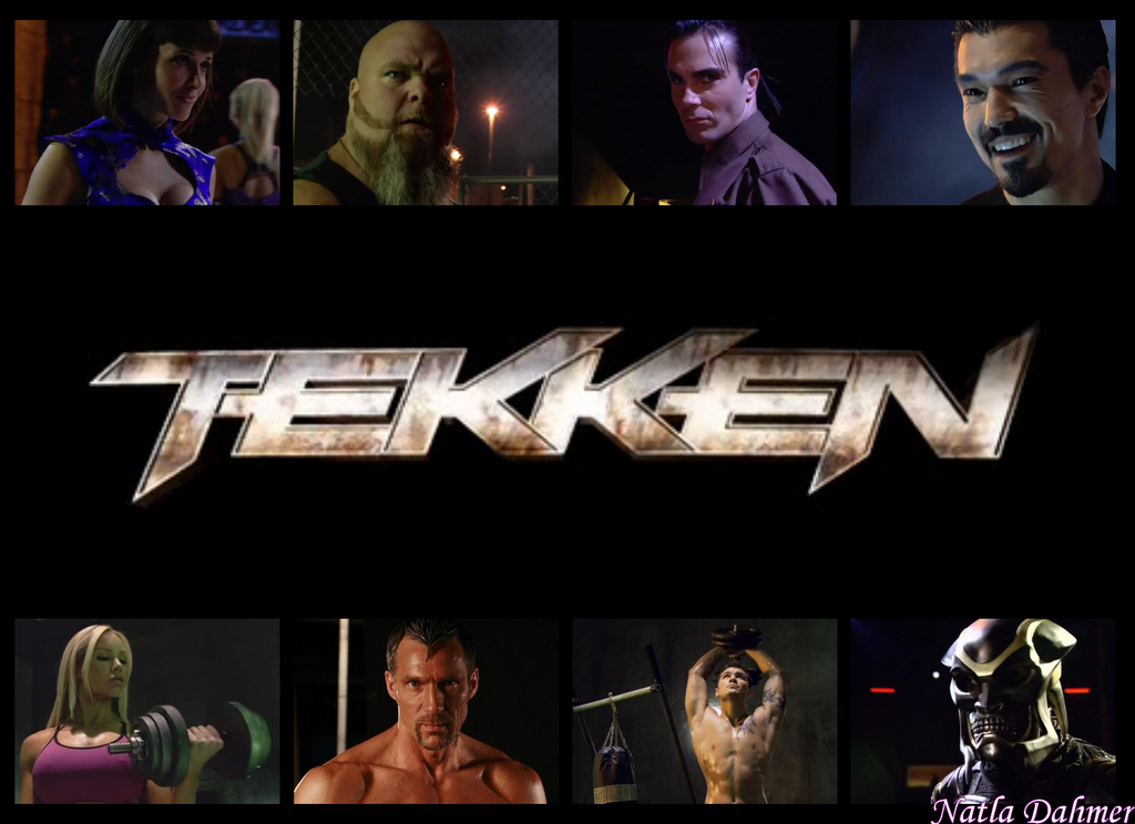 Tekken Movie - Wallpaper 2 by NatlaDahmer on DeviantArt