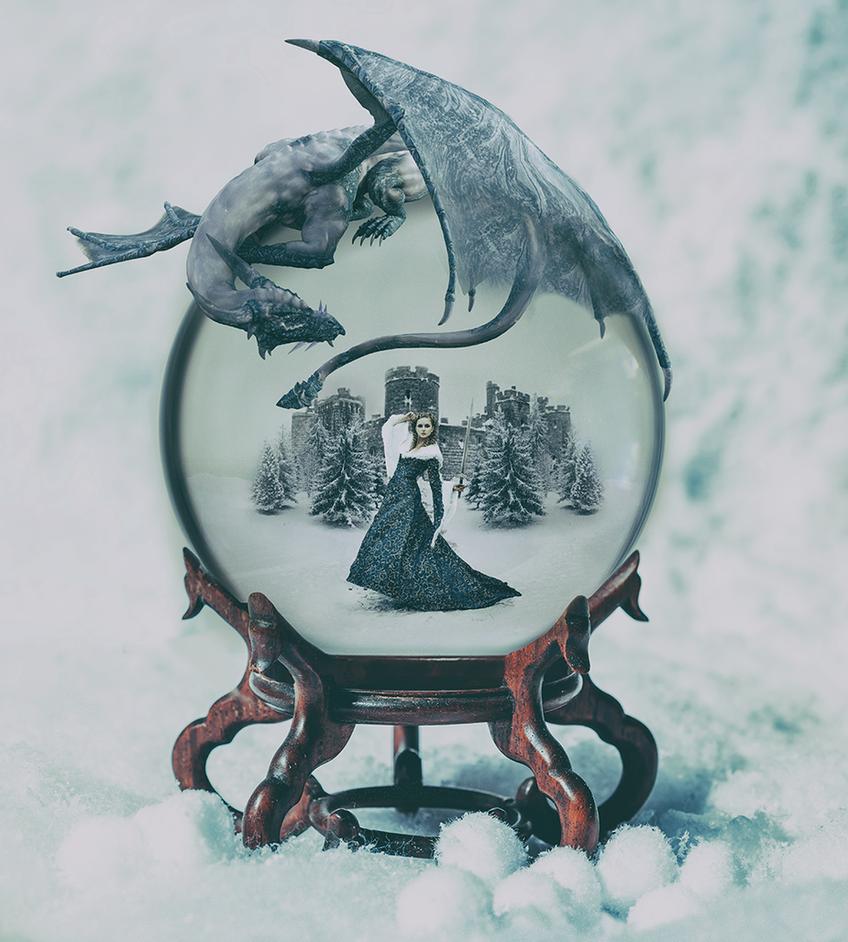 Winter Queen by cindywoo