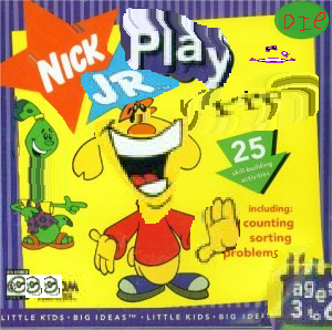 NICK JR PLAY MATH by RobbieRot