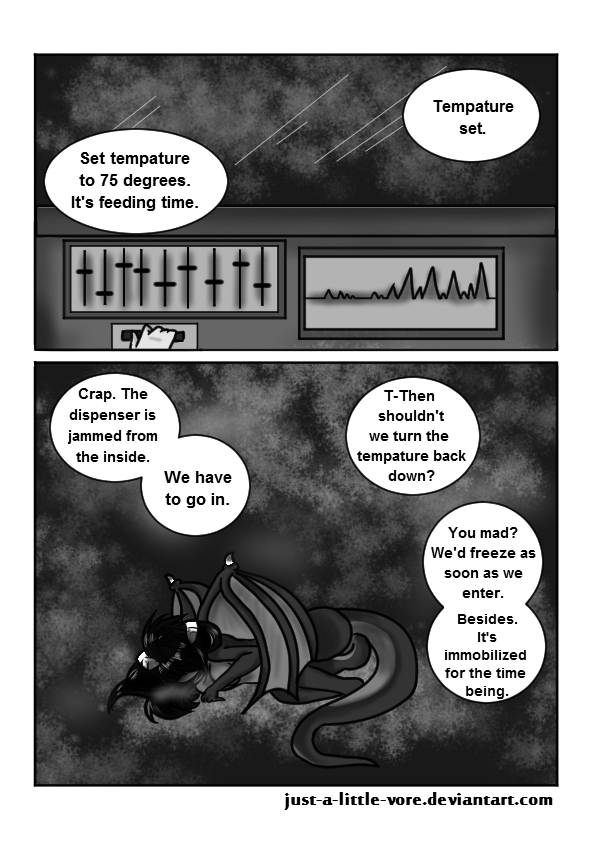 Within Area 15 pg. 1 ch. 2 by Just-A-Little-Vore