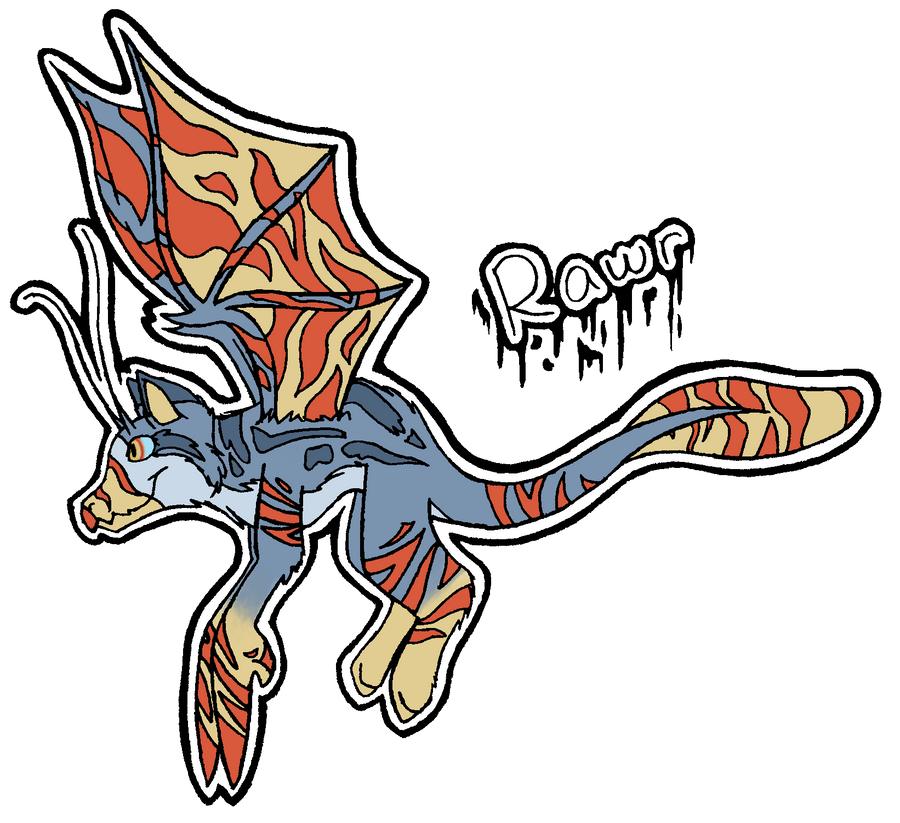 :CM: MBPanther- Rawr! by NeonGhosts