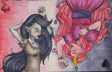 .:Pb and Marceline:.