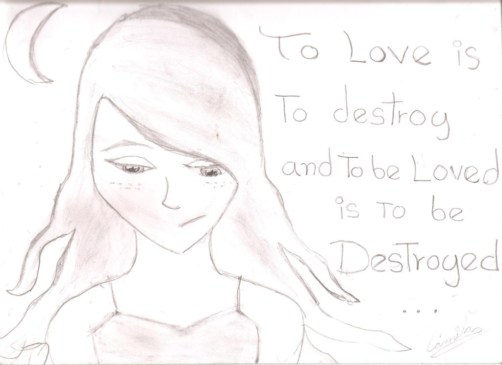 Clary Fray Love is to destroy... by EverLewis