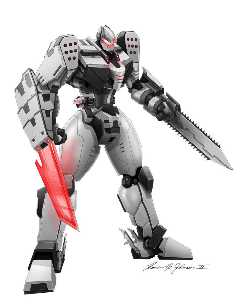 Jaeger Defcon 0 by daimus888