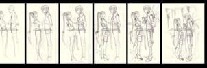 Drawing Progress: TUT 1