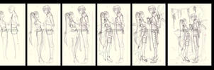 Drawing Progress: TUT 1 by Corselia