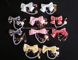Ribbon Sets by Corselia