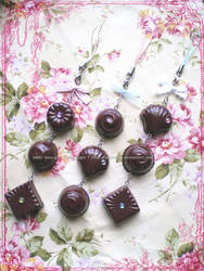 Chocolate Keystraps prototype