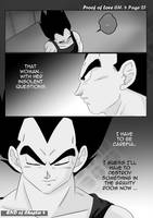 DBZ (VegBul): Proof of Love - Ch. 4 Page 27 by lovelykotori
