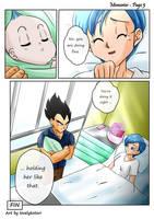 Short Comic - Memories - Page 5