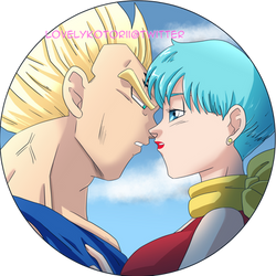 Button: Vegebul #1