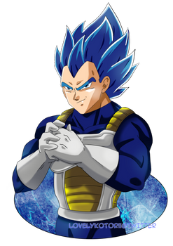 Sticker: Vegeta