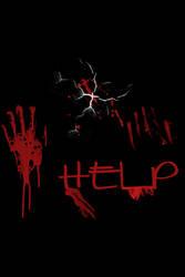 Horror Movie Lock Screen by bassplayinninja