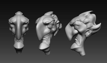 Speed Sculpt by Shaggystino