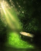 Secret garden by Draakh