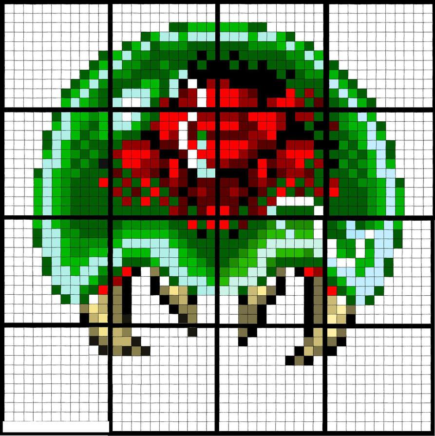 I LOVE METROID by OSCARINXART