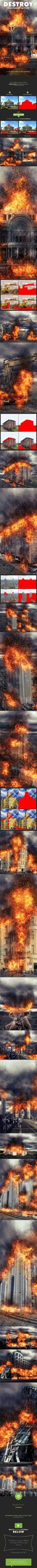 3 Photoshop Actions Bundle - Vol.4 by Kluzya