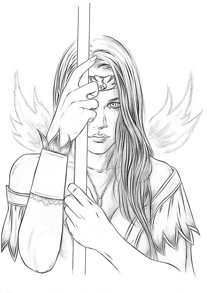 Sorceress / Hechicera by tierskull