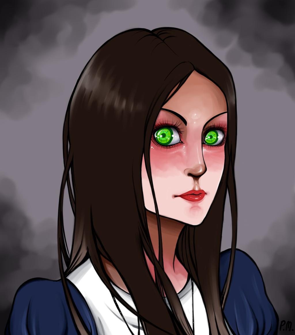 Alice Portrait by Piisku