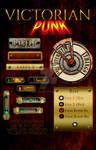 Steam Punk Type UI