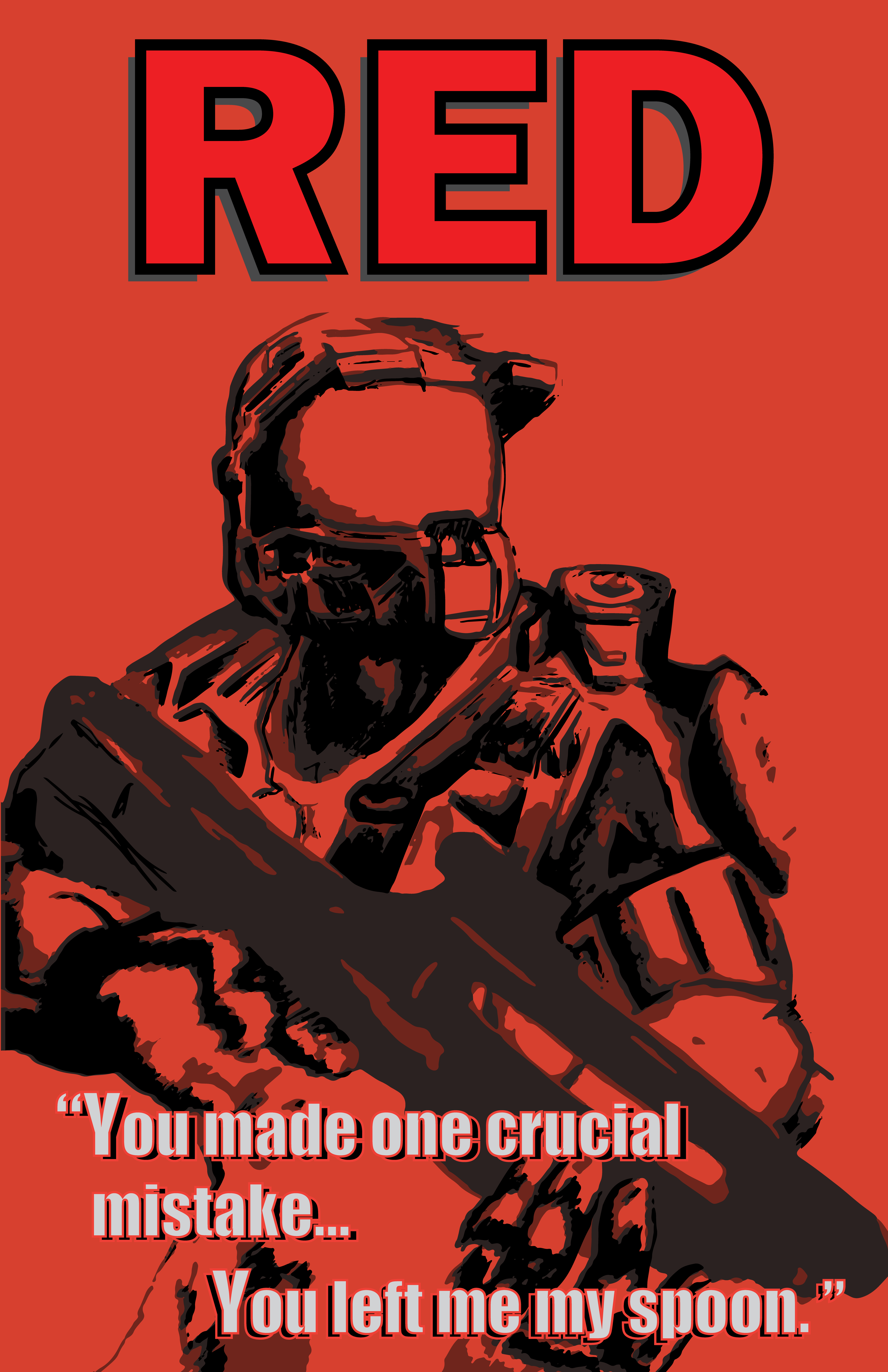 SARGE: RED by rjakobson