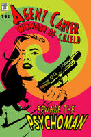 Agent Carter Cover Concept