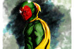 Paul Bettany - The Vision