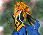 Sorceress Concept
