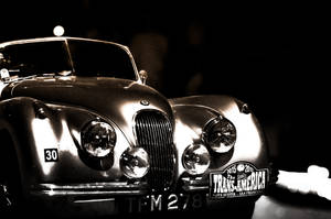 Jaguar Roadster by rjakobson