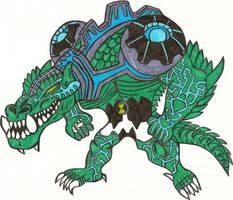 Genergator 'colored' by Primal-Mythos