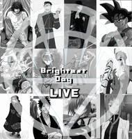 Brightest Day Manga by Primal-Mythos
