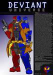 Deviant Universe - Xanoheim the Huntsman