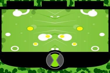 Ben 10 Alien Redraw template