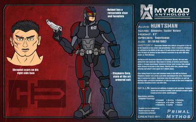MA Character: Huntsman