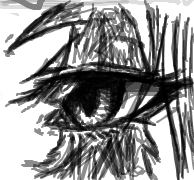 Drawchat: Eye by BambooFoxFire