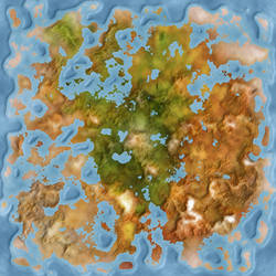 Stryx-inhabited Island Map w.i.p. by BambooFoxFire
