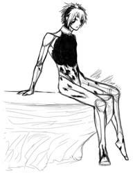 Royalty AU: Witch Junior (Lavi) 3