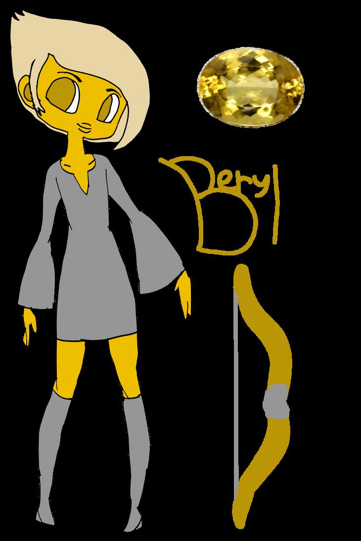 Beryl by shainanan