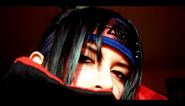 Itachi Akatsuki Cosplay 3 by MiraiSora