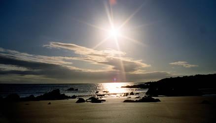 Coldingham Bay Sunrise VIII