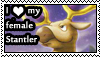 Stantler Stamp