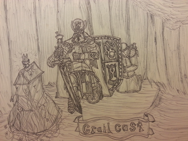 Grailcast. by Baron-Klatz