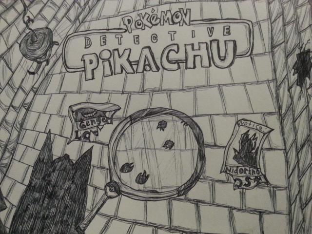 c999fb78 Detective Pikachu, chasing origin shadows. by Baron-Klatz on DeviantArt