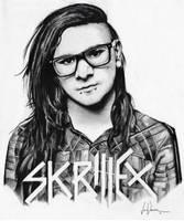 My name is Skrillex by artbyjoewinkler