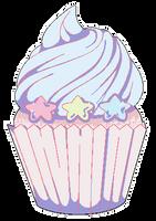 cupcake by owlisaurus