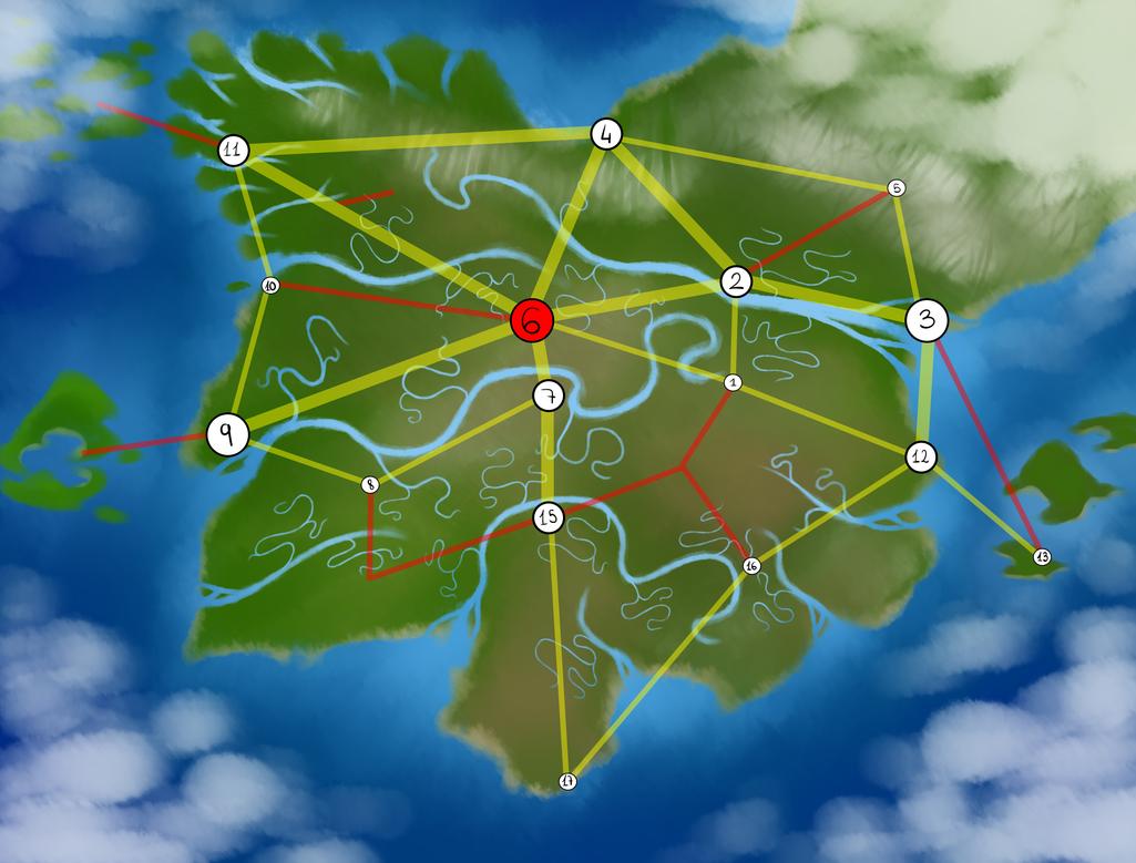 The Terrabella Region by Viyusgi